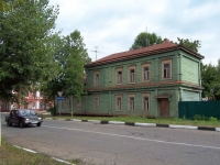 Yegoryevsk, Karl Marks st, house 31. Apartment house