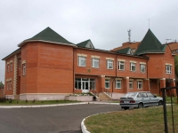 Егорьевск, больница Егорьевская центральная районная больница. Отделение Скорой медицинской помощи, улица Карла Маркса, дом 89
