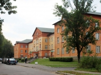Yegoryevsk, Karl Marks st, house 98. polyclinic