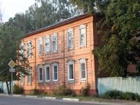 Yegoryevsk, Oktyabrskaya st, house 8. Apartment house