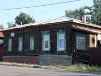 Yegoryevsk, Oktyabrskaya st, house 27. Private house