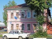 Yegoryevsk, Oktyabrskaya st, house 31. Apartment house