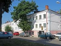 Yegoryevsk, Oktyabrskaya st, house 37. Apartment house