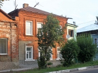 Yegoryevsk, Aleksey Tupitsin st, house 18. Apartment house