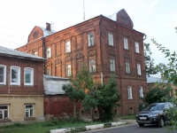 Yegoryevsk, Aleksey Tupitsin st, house 25. Apartment house
