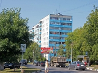 Yegoryevsk, Ryazanskaya st, house 9. Apartment house