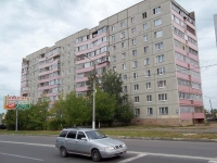 Yegoryevsk, 6th district, house 1. Apartment house