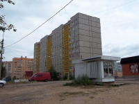 Yegoryevsk, 6th district, house 7. Apartment house