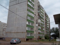 Yegoryevsk, 6th district, house 25. Apartment house