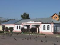Егорьевск, улица Александра Невского, дом 21А.