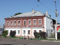 Yegoryevsk, Aleksandr Nevsky st, house 23. Apartment house
