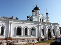 Yegoryevsk, cloister Свято-Троицкий Мариинский женский монастырь и храм Святой Троицы, Vladimirskaya st, house 2А