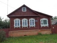 Yegoryevsk, Krasny Pozharnik st, house 4. Private house