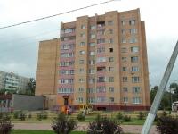 Егорьевск, Ларюшина бульвар, дом 8. жилой дом с магазином