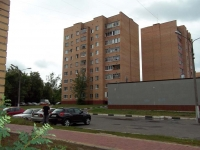 Yegoryevsk, Laryushin Blvd, house 9. Apartment house