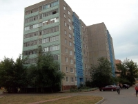 Егорьевск, Ларюшина бульвар, дом 14А. многоквартирный дом