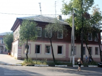 Yegoryevsk, Parizhskoy Kommuny alley, house 10. Apartment house