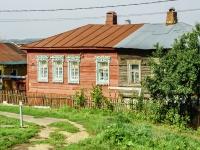 Zaraysk, st Pozharsky, house 7. Private house