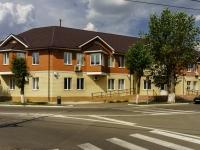 Zaraysk, Sovetskaya st, house21