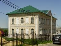 Kashira, square Volodarsky, house 2. Apartment house