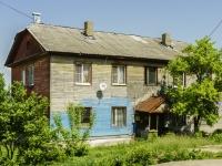 Kashira, square Volodarsky, house 4. Apartment house