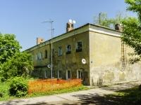 Kashira, square Volodarsky, house 7. Apartment house