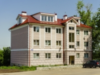 Kashira, square Volodarsky, house 8. Apartment house