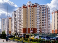 Krasnogorsk,  , house 9. Apartment house