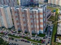 Красногорск, улица Сходненская (Путилково), дом 7. многоквартирный дом