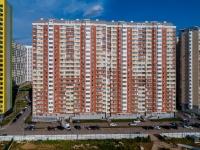 Красногорск, улица Сходненская (Путилково), дом 19. многоквартирный дом