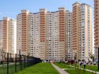 Krasnogorsk, Shodnenskaya (putilkovo) st, house 21. Apartment house