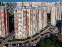 Красногорск, улица Сходненская (Путилково), дом 21. многоквартирный дом