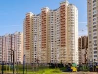 Красногорск, улица Сходненская (Путилково), дом 23. многоквартирный дом