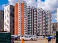 Красногорск, улица Сходненская (Путилково), дом 25. многоквартирный дом
