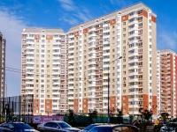 Красногорск, улица Сходненская (Путилково), дом 27. многоквартирный дом