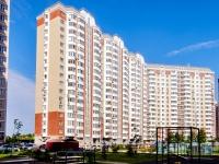 Красногорск, улица Сходненская (Путилково), дом 29. многоквартирный дом