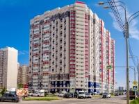 Красногорск, улица Сходненская (Путилково), дом 35. многоквартирный дом