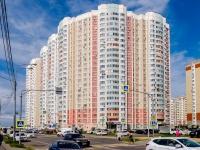 Красногорск, улица Сходненская (Путилково), дом 33. многоквартирный дом
