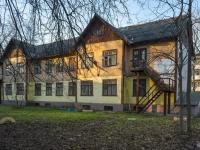 """neighbour house: st. Narodnogo Opolcheniya, house 7. progymnasium """"Созвездие"""""""