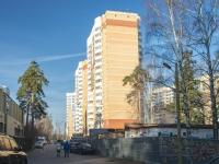 Krasnogorsk, Ln Tsentralny, house 2. Apartment house