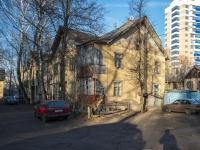 Krasnogorsk, Ln Tsentralny, house 5. Apartment house