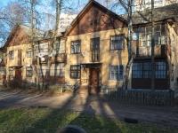 Krasnogorsk, Ln Tsentralny, house 6. Apartment house
