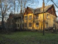 Krasnogorsk, Ln Tsentralny, house 11. Apartment house