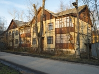 neighbour house: Ln. Tsentralny, house 13. Apartment house