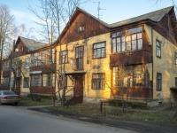 Krasnogorsk, Ln Tsentralny, house 14. Apartment house