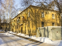 neighbour house: Ln. Tsentralny, house 17. Apartment house