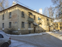 Krasnogorsk, Ln Tsentralny, house 19. Apartment house