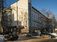 neighbour house: st. Pervomayskaya, house 6. court