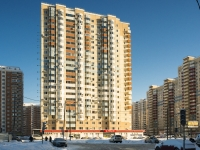 neighbour house: Blbd. Podmoskovny, house 1. Apartment house