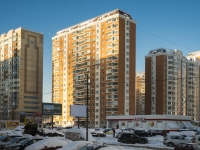neighbour house: Blbd. Podmoskovny, house 3. Apartment house